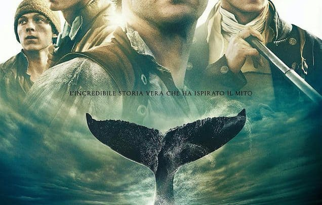 Photo of Heart of the sea-le origini di Moby Dick-Come può un uomo conoscere l'inconoscibile