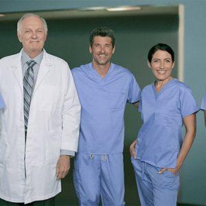 tutti i dottori della tv