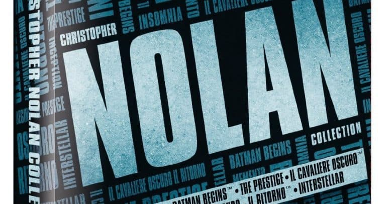 Photo of FilmPost consiglia : Christopher Nolan Collection