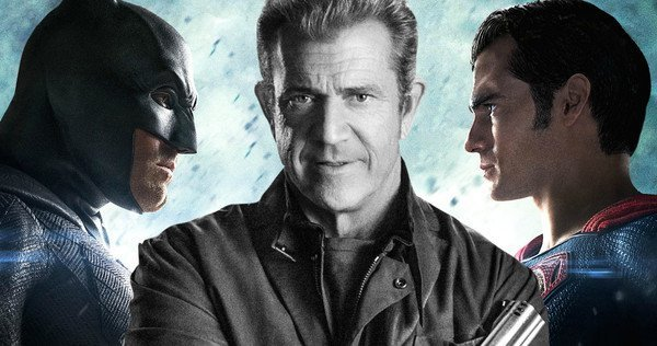 "Photo of Mel Gibson critica pesantemente Batman v Superman: ""È una me**a!"""