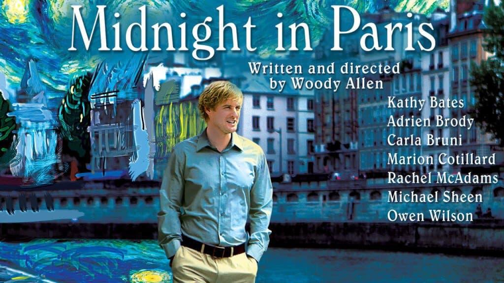 midnight in paris recensione