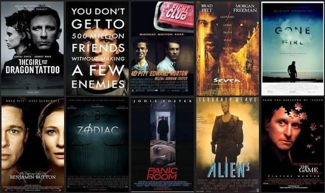 Photo of Top 5 film di David Fincher