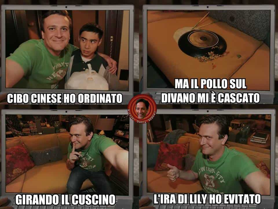 marshall canzone How i met your mother