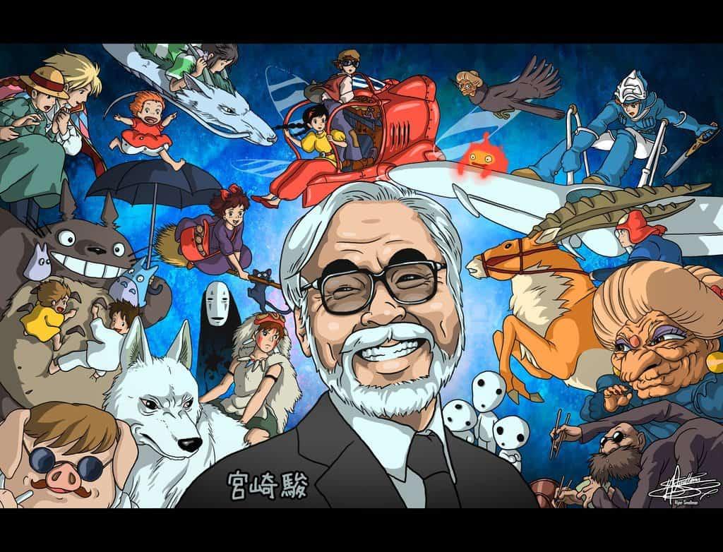 citazioni miyazaki