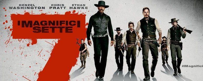 """Photo of """"I magnifici 7"""". Ecco la recensione del film con Denzel Washington, Chris Pratt e Ethan Hawke!"""