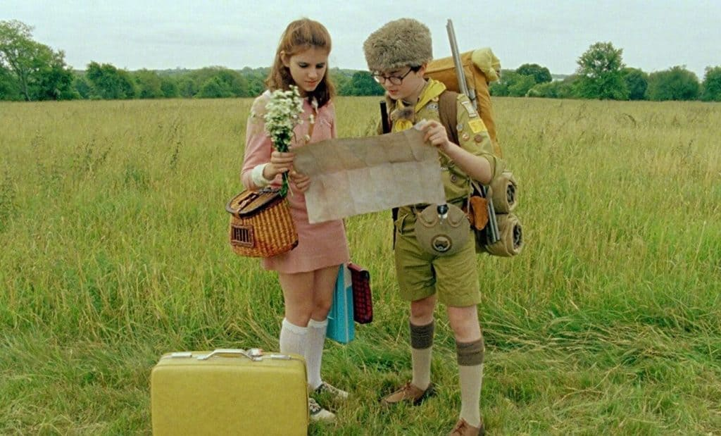 film brevi moonrise kingdom