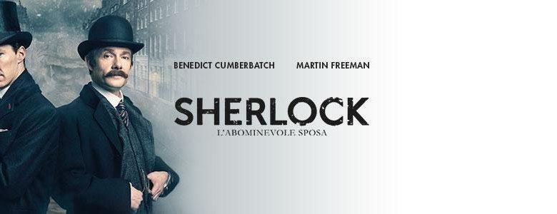 Photo of Sherlock – L'abominevole sposa: uno speciale da brividi