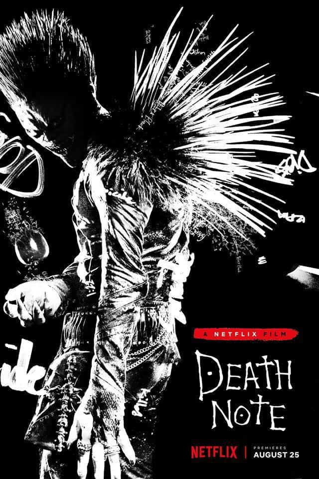 death note willem dafoe