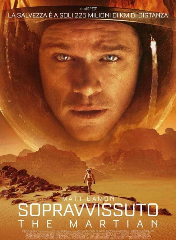 """Photo of """" Sopravvissuto – The Martian """" di Ridley Scott con Matt Damon: Recensione"""