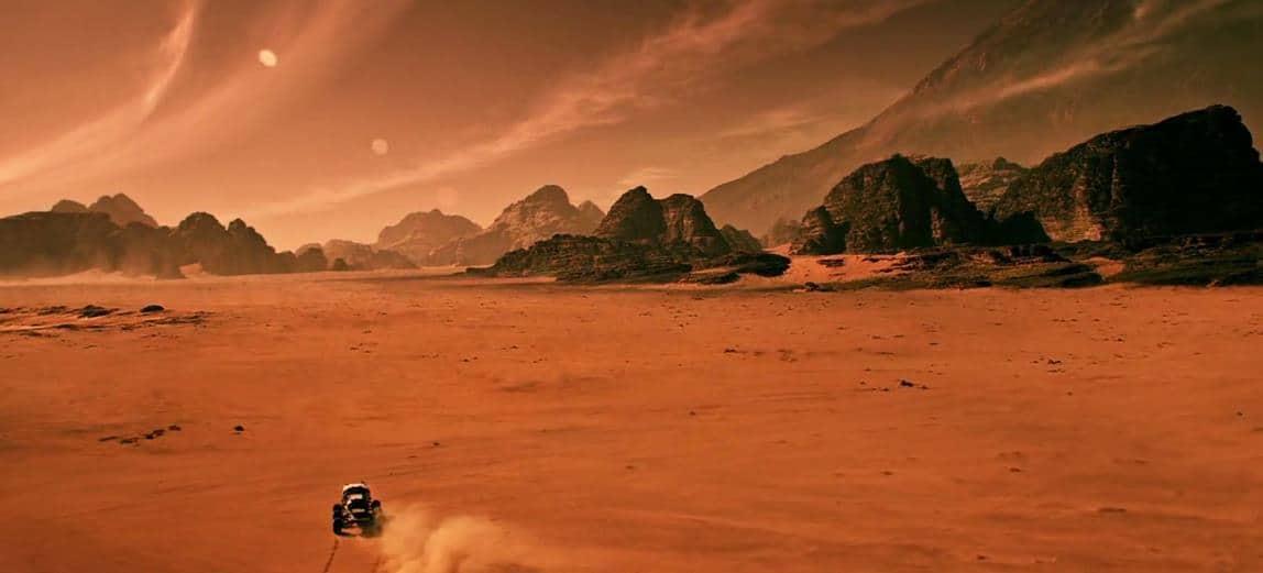 Sopravvissuto: The Martian
