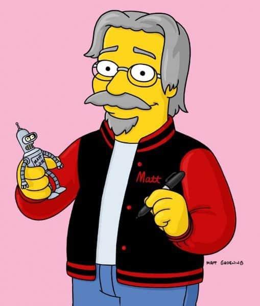 La nuova serie animata di Matt Groening per Netflix