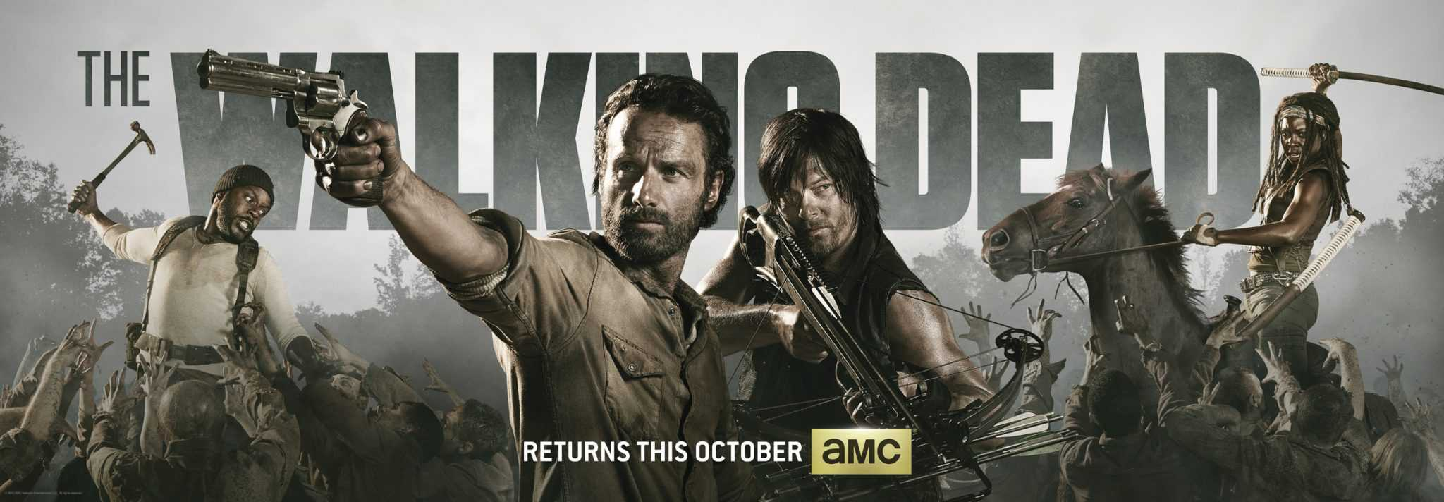 the walking dead trailer 8 stagione