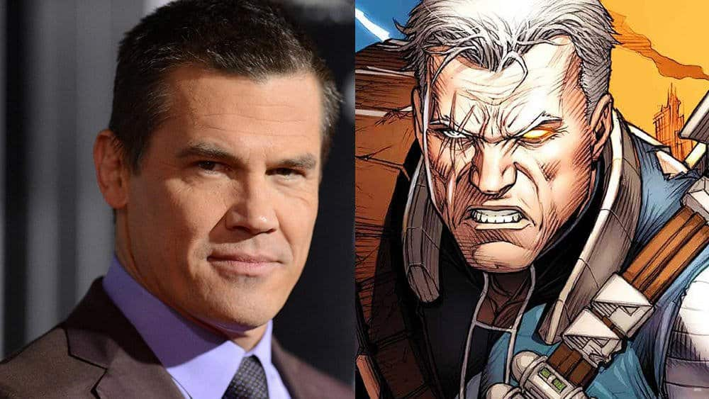 deadpool 2 Josh Brolin Cable