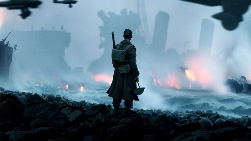 Dunkirk film guerra da vedere