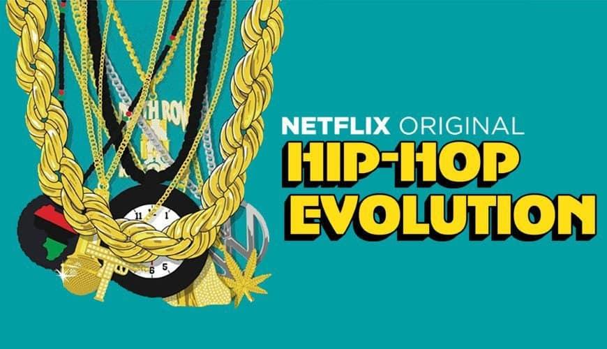 Risultati immagini per hip hop evolution netflix