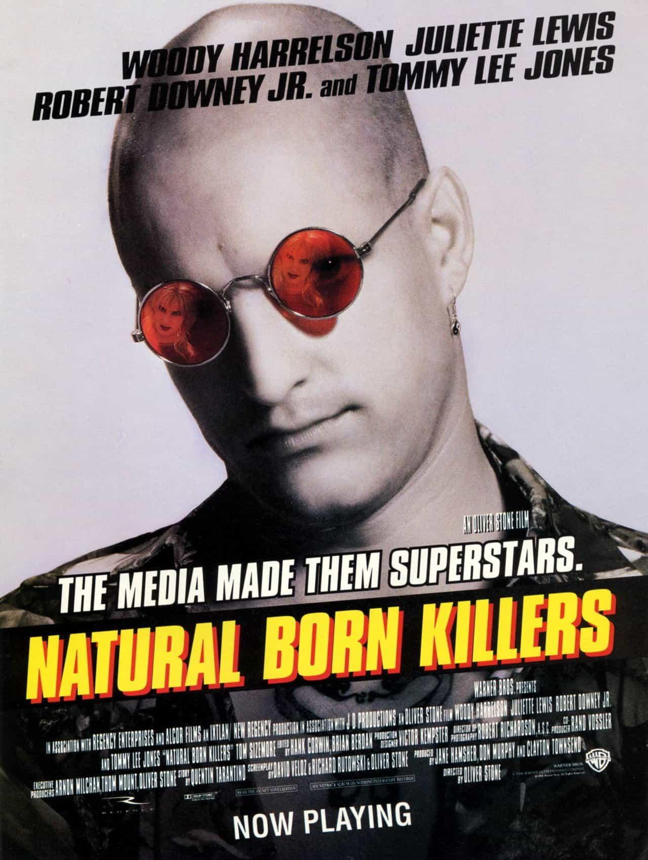 Photo of Natural Born Killers: lo spettacolo della violenza