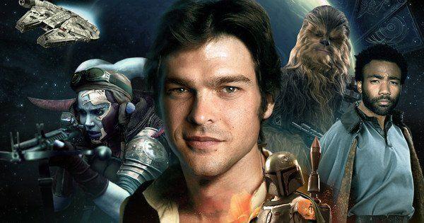 Photo of Star Wars: pubblicate nuove immagini dal set del film su Han Solo