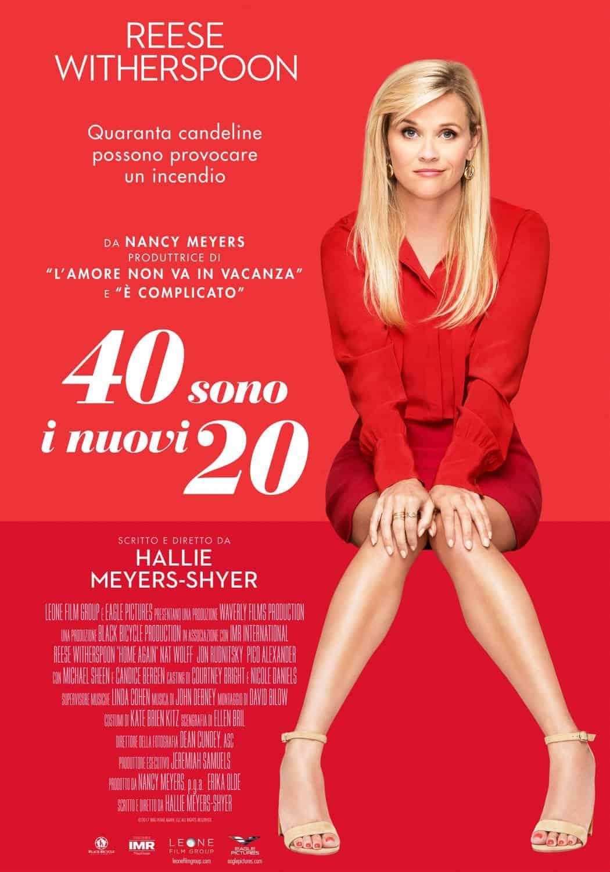 40 sono i nuovi 20 recensione commedia