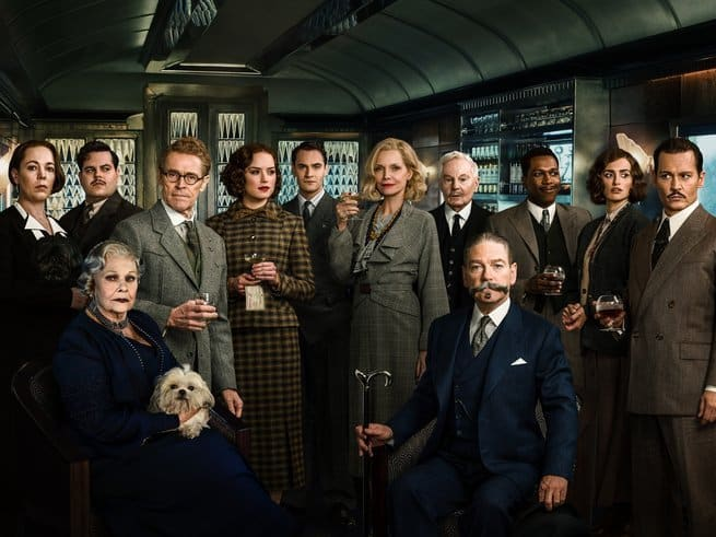 Assassinio sull' Orient Express trailer