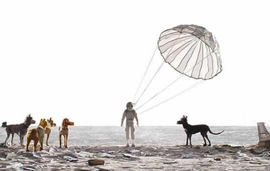 wes anderson isle of dogs trailer