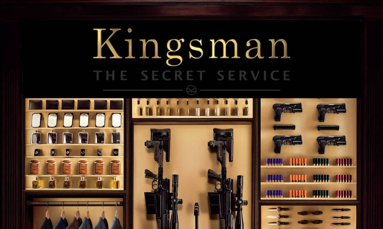 kingsman secret service recensione