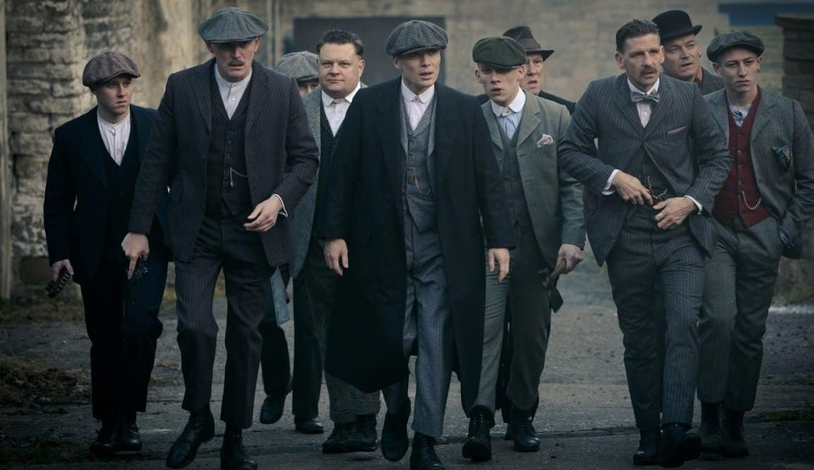 Peaky Blinders balletto