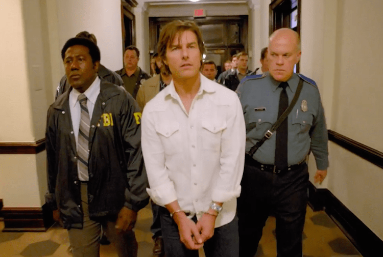 Barry Seal Tom Cruise recensione