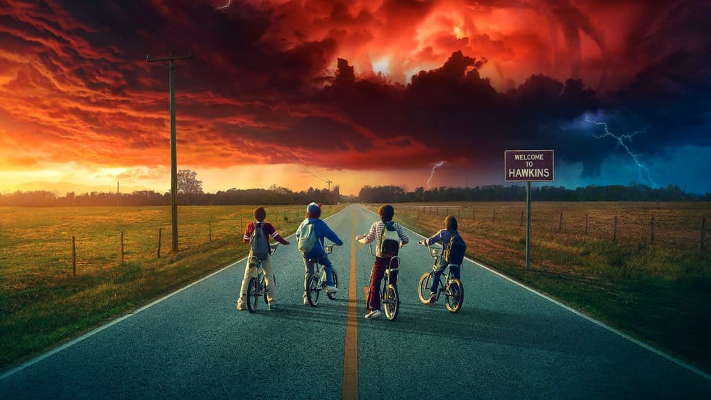 stranger things poster anii '80