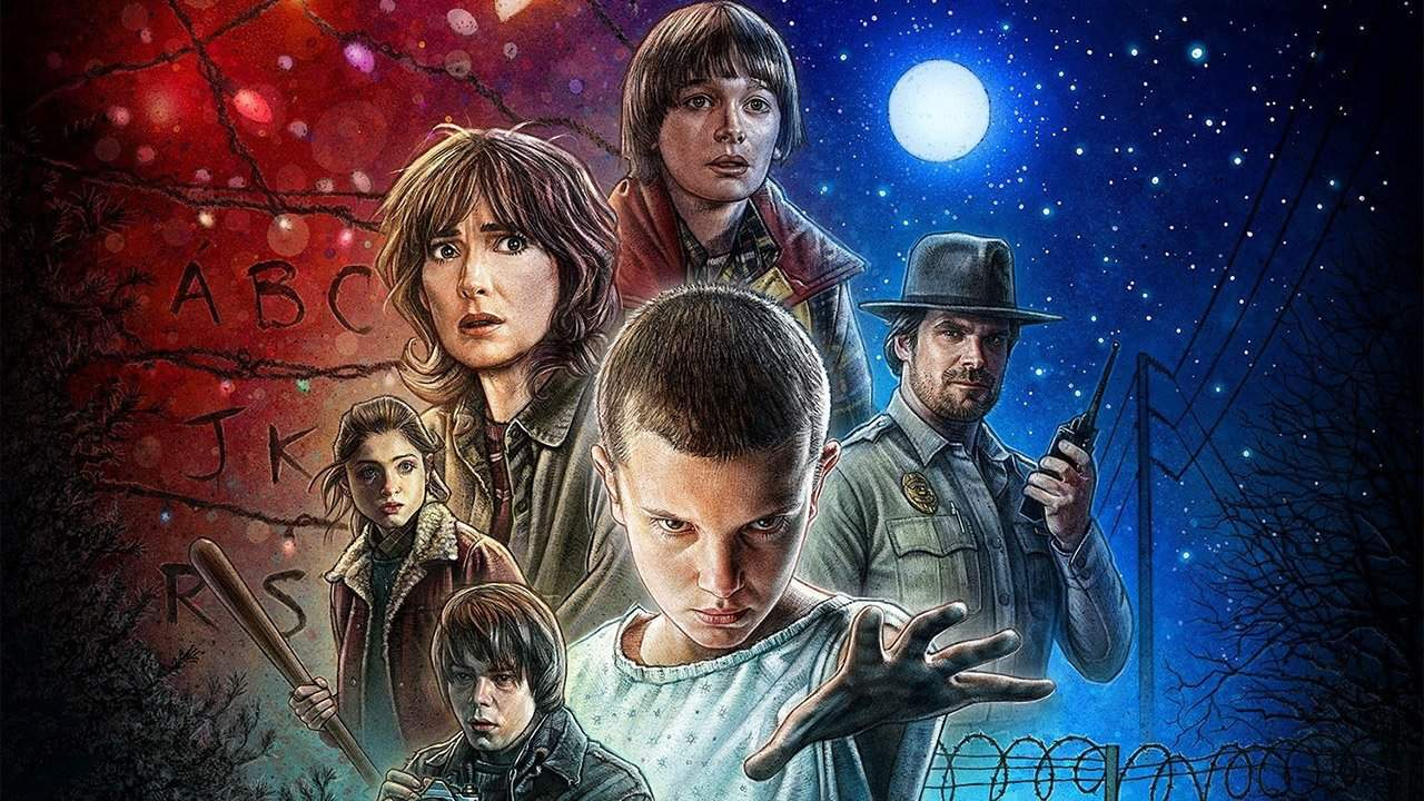 stranger things top