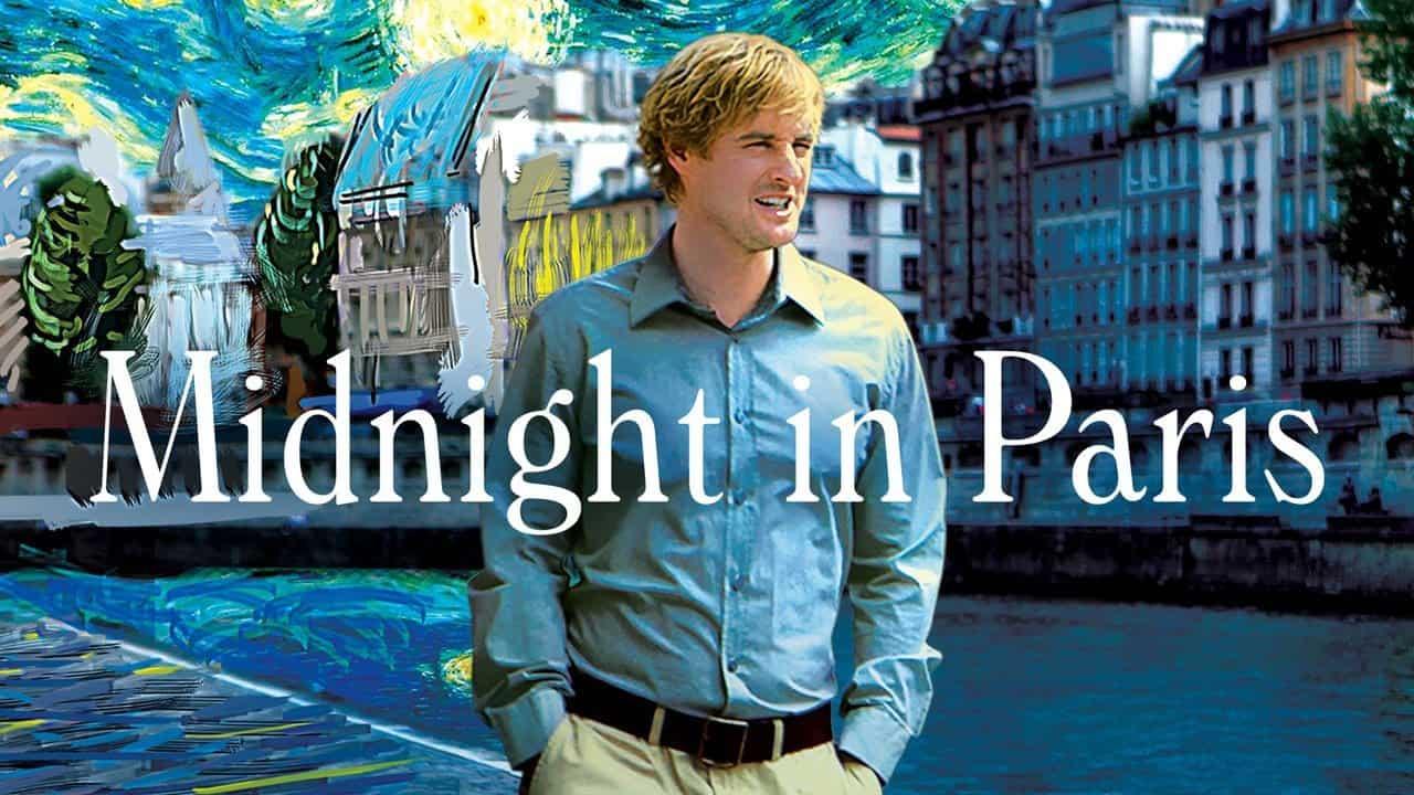 spiegazione di midnight in paris