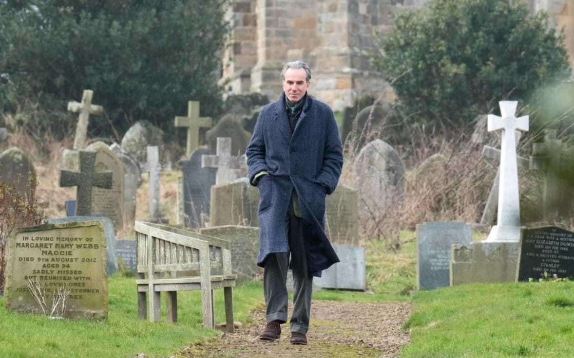 Photo of Phantom Thread – Trailer per il film d'addio di Daniel Day-Lewis