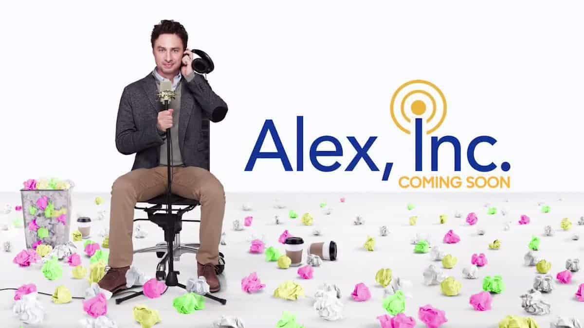 Alex, Inc Serie Tv