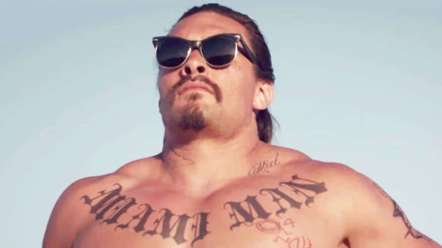 """Tha bad batch"" con Jason Momoa è un film Netflix"