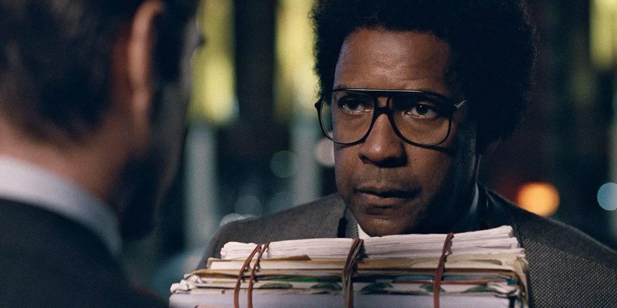 "Photo of ""Roman J. Israel, Esq"" – Denzel Washington nel primo trailer!"