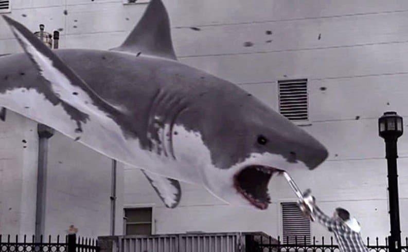 Sharknado più bel film della storia