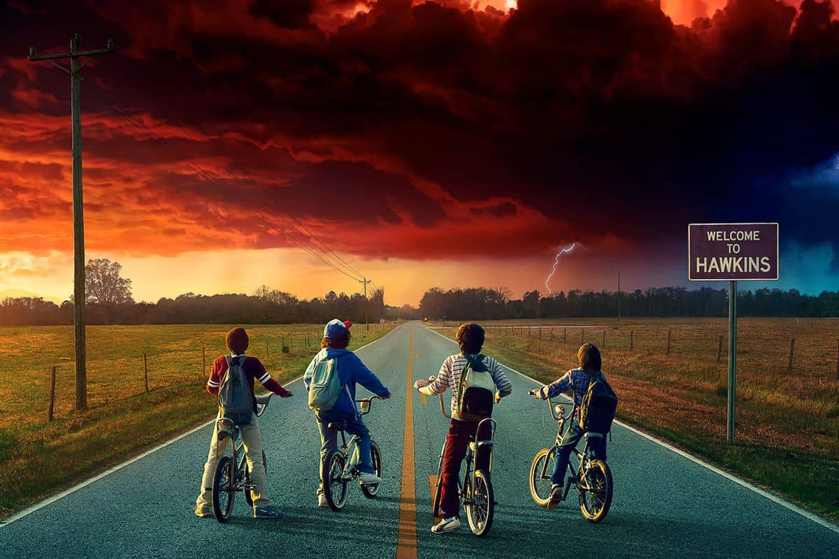 stranger things curiosità