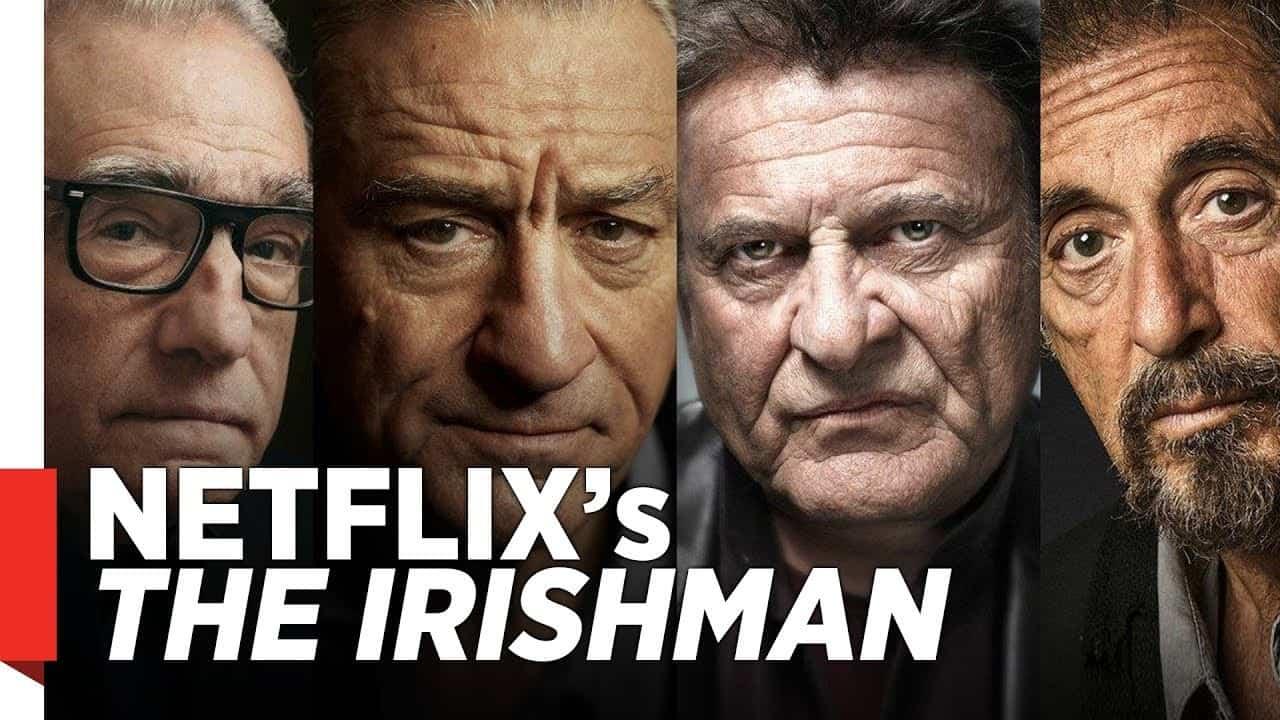 Photo of Le prime foto ufficiali di The Irishman, il nuovo film di Martin Scorsese!