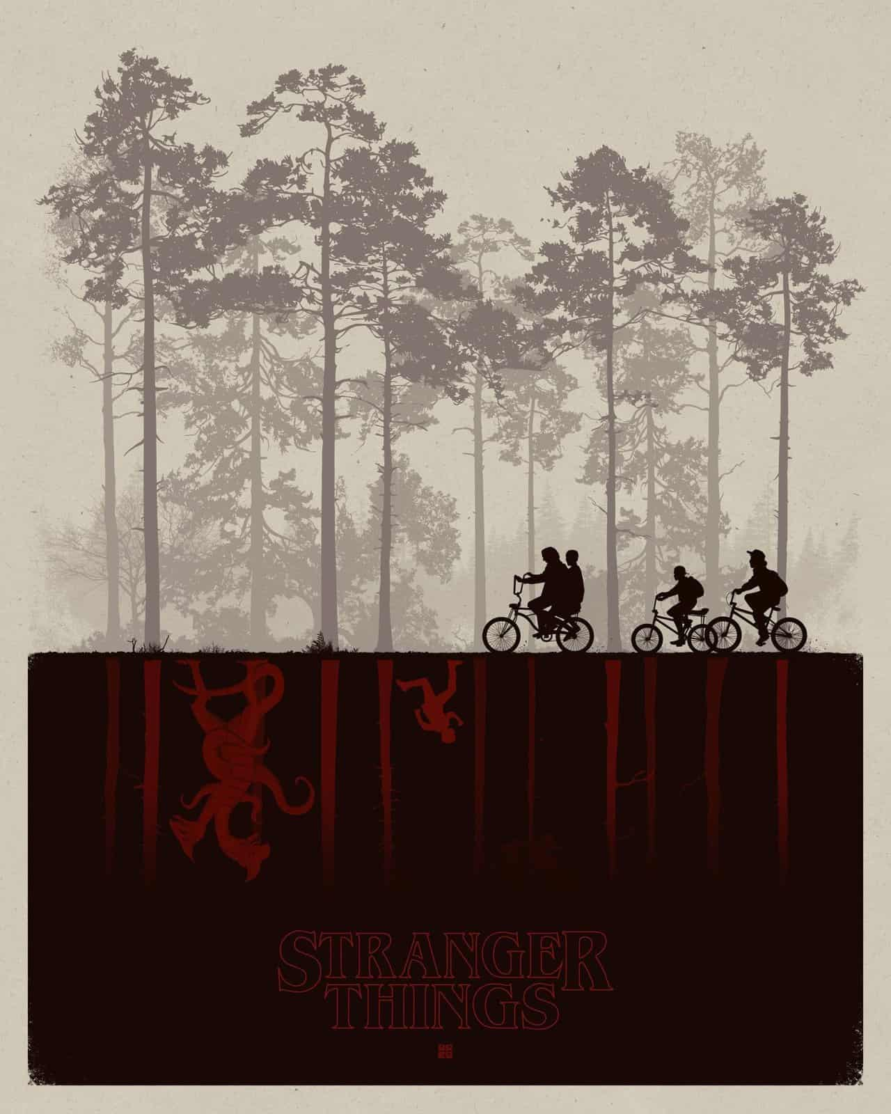 videogame stranger things serie tv netflix
