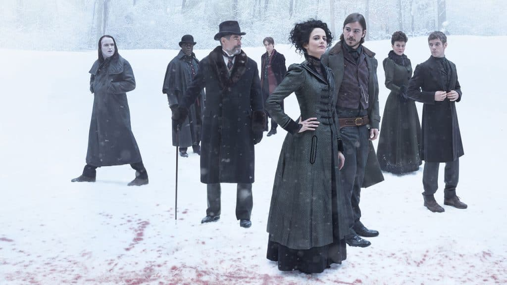 penny dreadful poesia e horror recensione
