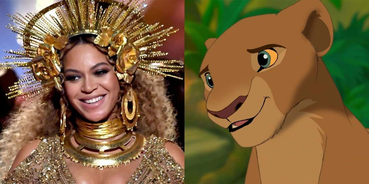 Beyonce Nala Re Leone