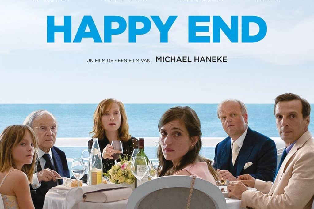 """""""Happy End"""", di Michael Haneke"""