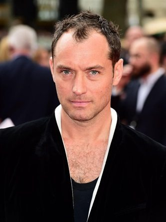 Jude Law, Captain marvel