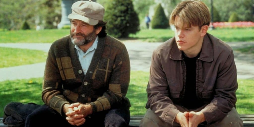 """Will Hunting – Genio ribelle"" – 3 lezioni di vita tratte dal film con Matt Damon, Robin Williams e Ben Affleck"