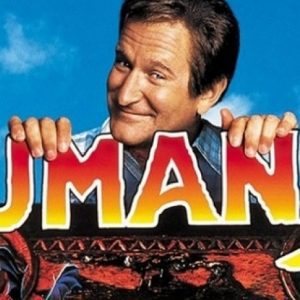 jumanji classico avventura robin williams