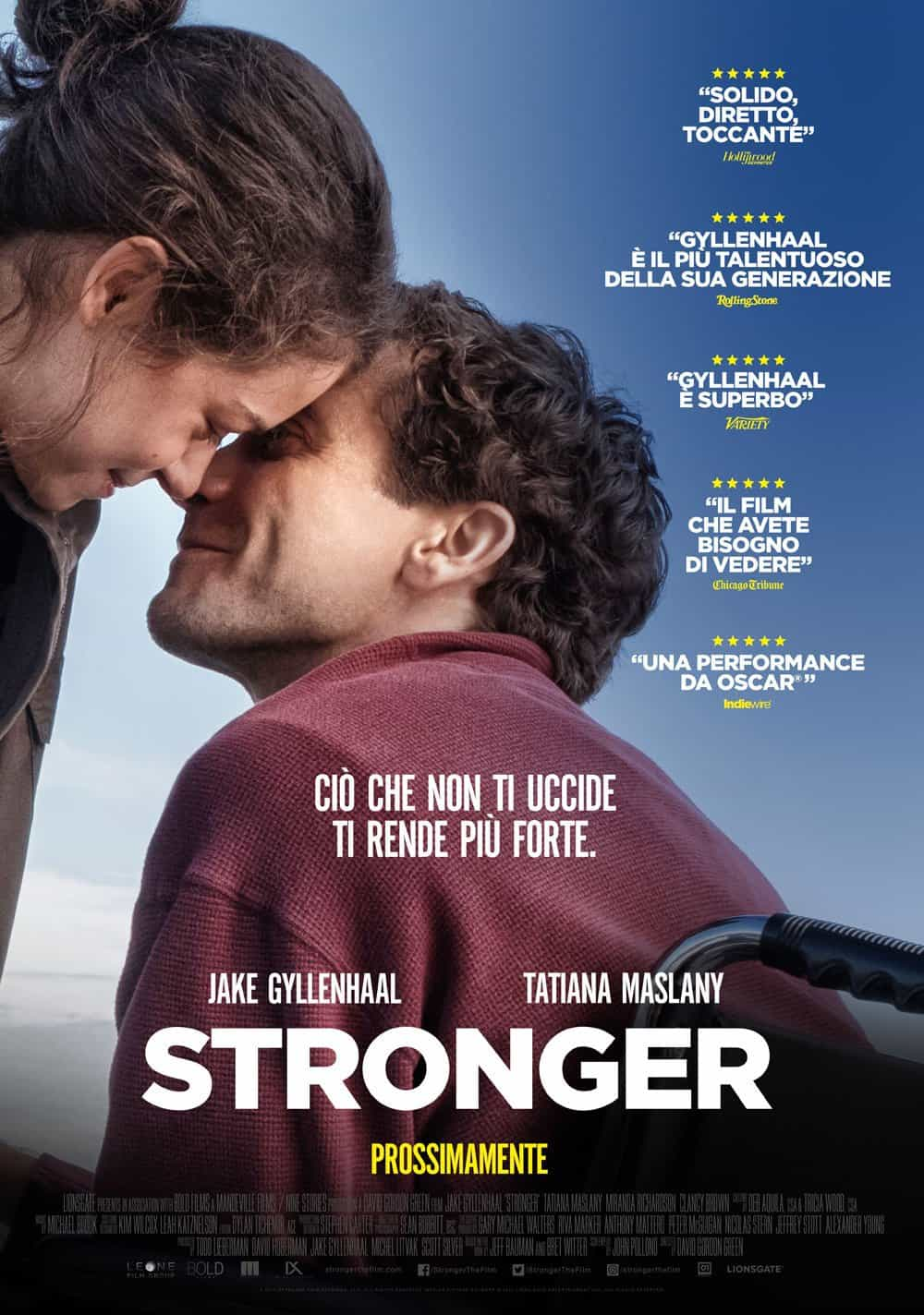 Stronger recensione