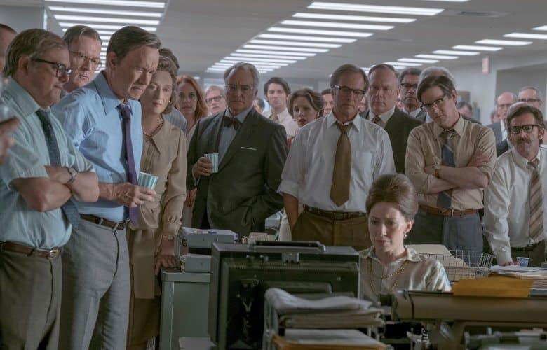 The Post, The Post Trailer, Steven Spielberg
