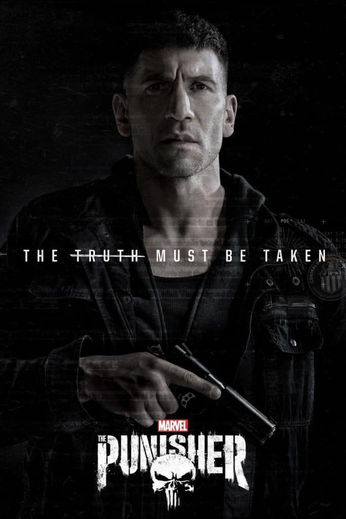 the punisher serie marvel/netflix