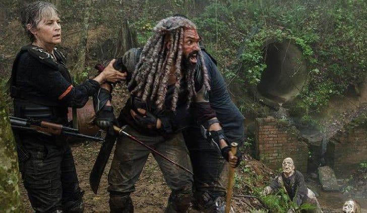 The Walking Dead: recap 8x04