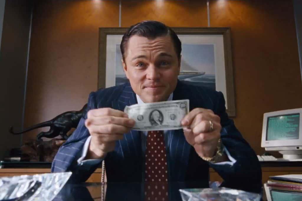 curiosità The Wolf of Wall Street