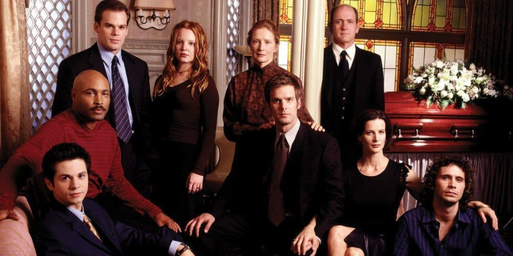 serie tv drammatiche six feet under